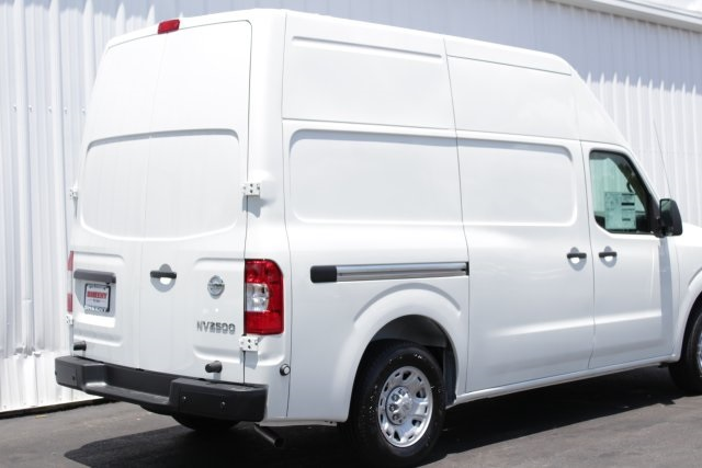 2019 NV2500 High Roof 4x2,  Empty Cargo Van #D808974 - photo 4