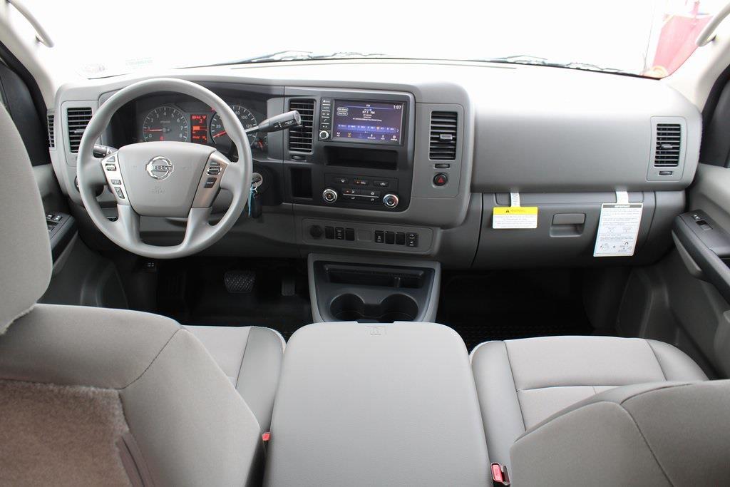 2021 Nissan NV2500 4x2, Empty Cargo Van #D810250 - photo 10