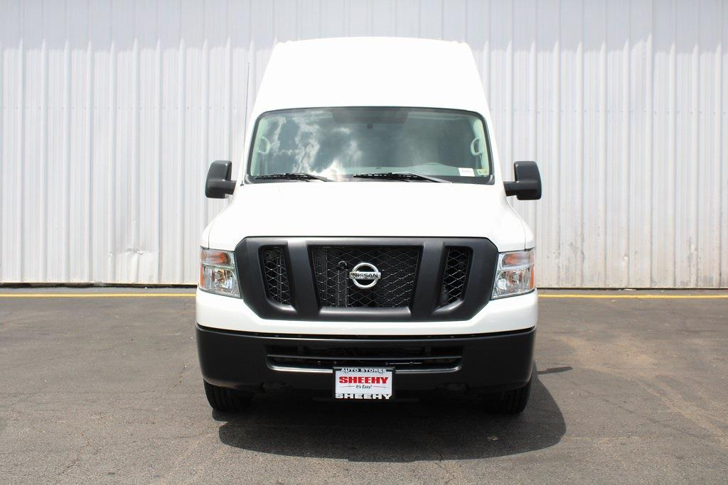 2021 Nissan NV2500 4x2, Empty Cargo Van #D810250 - photo 4