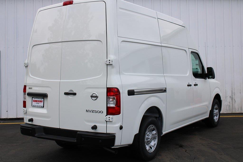 2021 Nissan NV2500 4x2, Empty Cargo Van #D810250 - photo 3