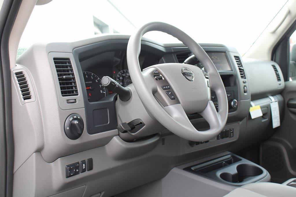 2021 Nissan NV2500 4x2, Empty Cargo Van #D810250 - photo 7