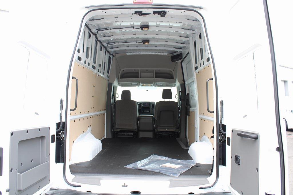 2021 Nissan NV2500 4x2, Empty Cargo Van #D810250 - photo 1