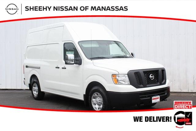 2020 Nissan NV3500 High Roof 4x2, Empty Cargo Van #D810483 - photo 1
