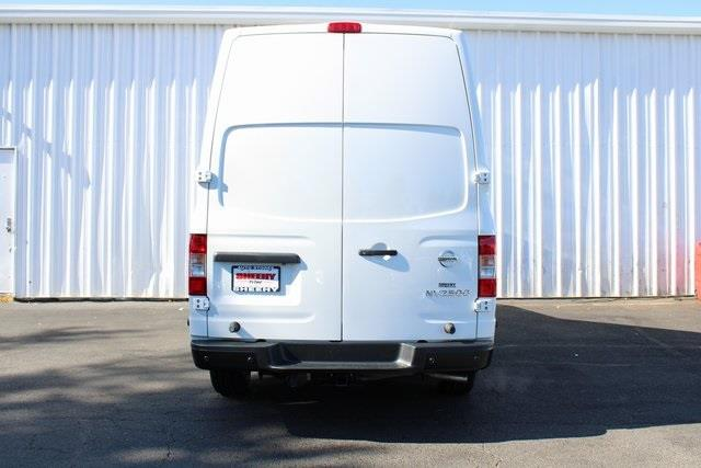 2020 Nissan NV2500 High Roof 4x2, Empty Cargo Van #D812028 - photo 5
