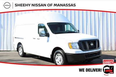 2020 Nissan NV2500 High Roof 4x2, Empty Cargo Van #D812028 - photo 1