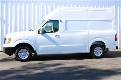 2020 Nissan NV2500 High Roof 4x2, Empty Cargo Van #D812028 - photo 4