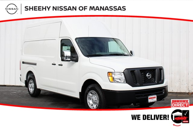 2020 Nissan NV2500 High Roof 4x2, Empty Cargo Van #D812033 - photo 1