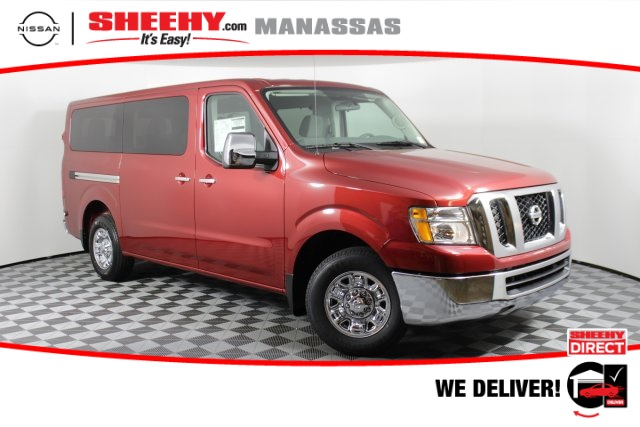 2020 Nissan NV3500 4x2, Passenger Wagon #D850448 - photo 1