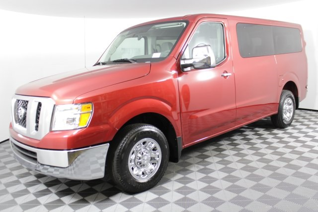 2020 Nissan NV3500 4x2, Passenger Wagon #D850448 - photo 5