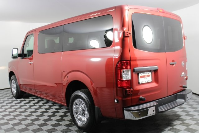 2020 Nissan NV3500 4x2, Passenger Wagon #D850448 - photo 6