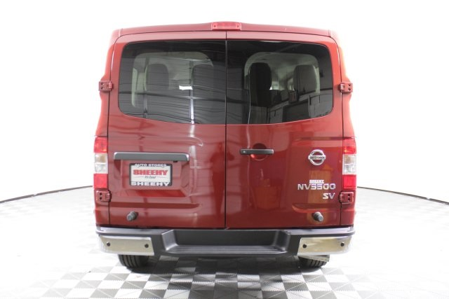 2020 Nissan NV3500 4x2, Passenger Wagon #D850448 - photo 7