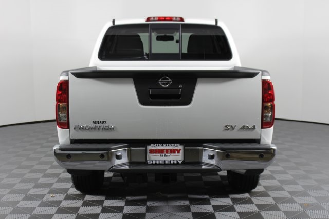 2019 Frontier Crew Cab 4x4, Pickup #D870730 - photo 7