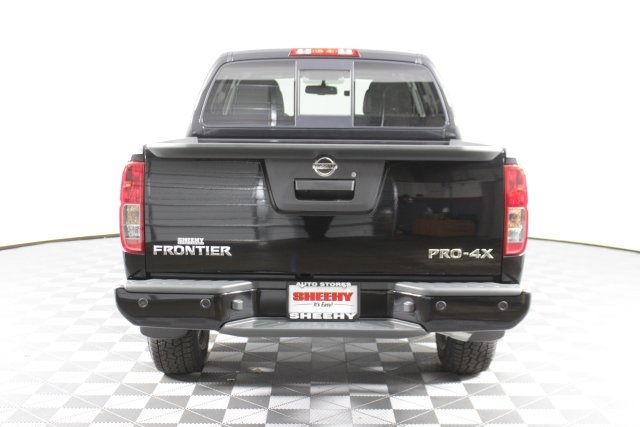 2019 Frontier Crew Cab 4x4, Pickup #D873070 - photo 7