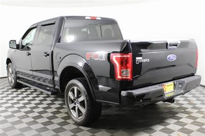 2017 Ford F-150 SuperCrew Cab 4x4, Pickup #DGP9284 - photo 3