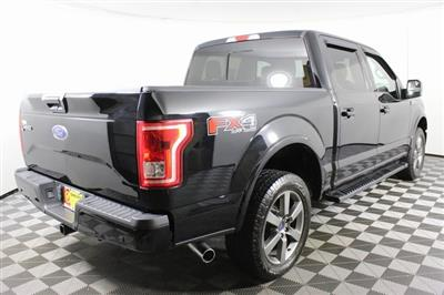 2017 Ford F-150 SuperCrew Cab 4x4, Pickup #DGP9284 - photo 5