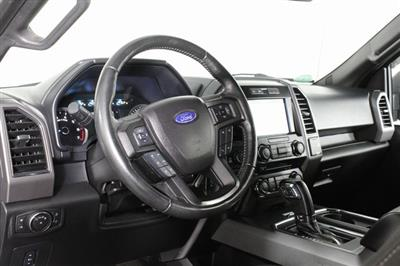2017 Ford F-150 SuperCrew Cab 4x4, Pickup #DGP9284 - photo 7