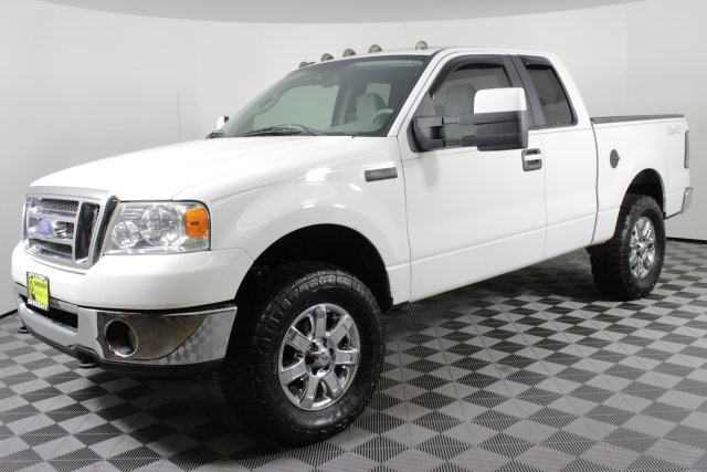 2008 F-150 Super Cab 4x4,  Pickup #DP12282A - photo 3