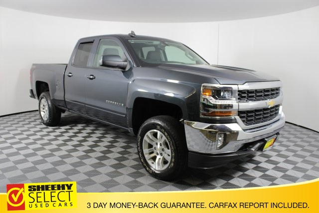 2017 Silverado 1500 Double Cab 4x4,  Pickup #DP12398 - photo 1