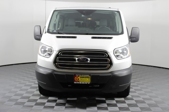 2018 Transit 350 Low Roof 4x2,  Passenger Wagon #DP12457 - photo 2