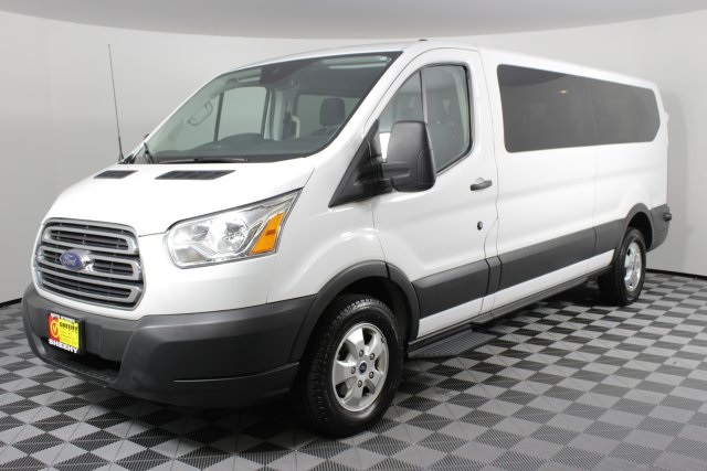 2018 Transit 350 Low Roof 4x2,  Passenger Wagon #DP12457 - photo 3