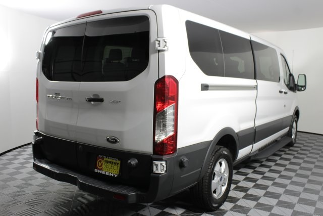 2018 Transit 350 Low Roof 4x2,  Passenger Wagon #DP12457 - photo 6