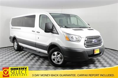 2018 Transit 350 Low Roof 4x2,  Passenger Wagon #DP12457 - photo 1