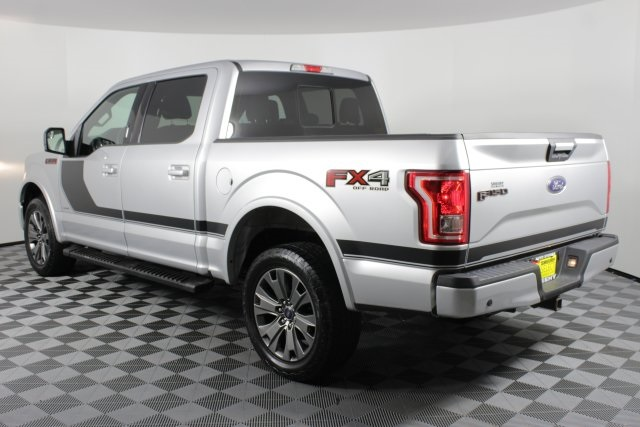 2016 F-150 SuperCrew Cab 4x4,  Pickup #DP12531 - photo 4