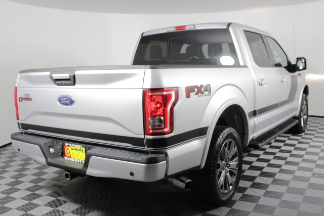 2016 F-150 SuperCrew Cab 4x4,  Pickup #DP12531 - photo 6