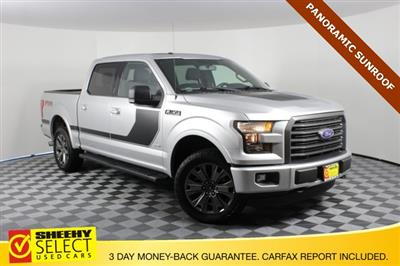2016 F-150 SuperCrew Cab 4x4,  Pickup #DP12531 - photo 1