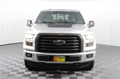 2016 F-150 SuperCrew Cab 4x4,  Pickup #DP12531 - photo 2