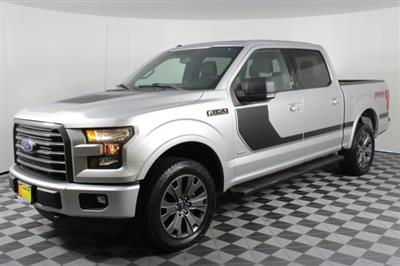 2016 F-150 SuperCrew Cab 4x4,  Pickup #DP12531 - photo 3