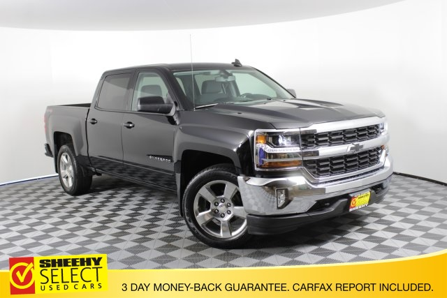 2016 Silverado 1500 Crew Cab 4x4,  Pickup #DP12549 - photo 1
