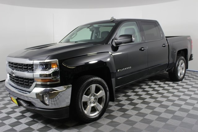 2016 Silverado 1500 Crew Cab 4x4,  Pickup #DP12549 - photo 3