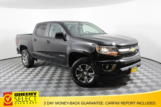 2016 Colorado Crew Cab 4x4,  Pickup #DP12552 - photo 1