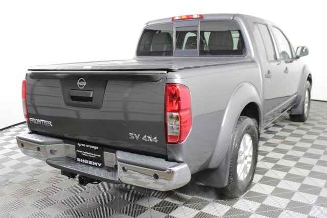 2016 Frontier Crew Cab 4x4, Pickup #DP12959 - photo 6