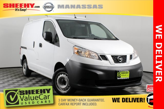 2015 NV200 Standard Roof 4x2, Empty Cargo Van #DP13214 - photo 1