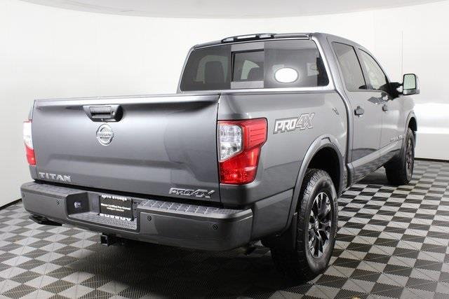 2019 Nissan Titan Crew Cab 4x4, Pickup #DP13623 - photo 6