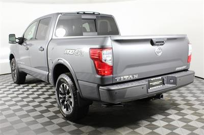 2019 Nissan Titan Crew Cab 4x4, Pickup #DP13623 - photo 4