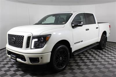 2018 Nissan Titan Crew Cab, Pickup #DP13657A - photo 3