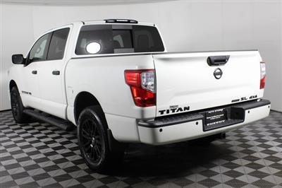 2018 Nissan Titan Crew Cab, Pickup #DP13657A - photo 4