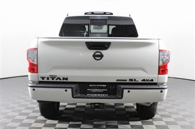2018 Nissan Titan Crew Cab, Pickup #DP13657A - photo 5