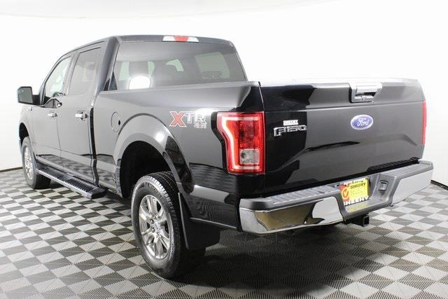2017 Ford F-150 SuperCrew Cab 4x4, Pickup #DP13703 - photo 4