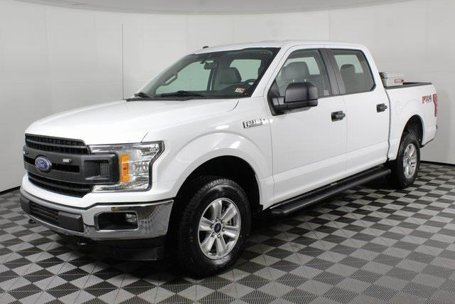 2019 Ford F-150 SuperCrew Cab 4x4, Pickup #DP13727 - photo 3