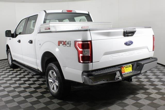 2019 Ford F-150 SuperCrew Cab 4x4, Pickup #DP13727 - photo 4