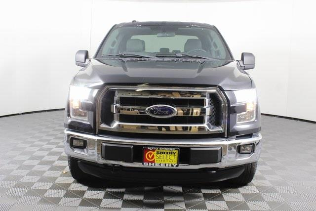 2016 Ford F-150 SuperCrew Cab 4x4, Pickup #DP13754 - photo 2