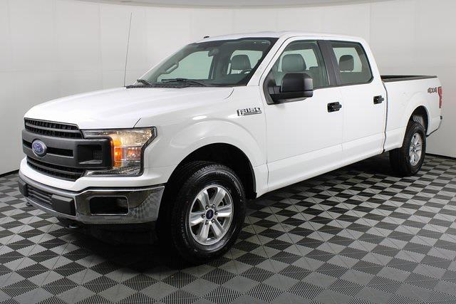 2018 Ford F-150 SuperCrew Cab 4x4, Pickup #DP13963 - photo 4