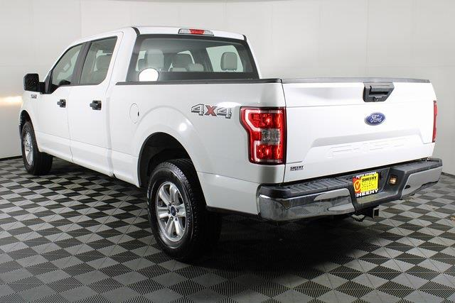 2018 Ford F-150 SuperCrew Cab 4x4, Pickup #DP13963 - photo 5