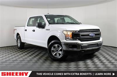 2018 Ford F-150 SuperCrew Cab 4x4, Pickup #DP13963 - photo 1