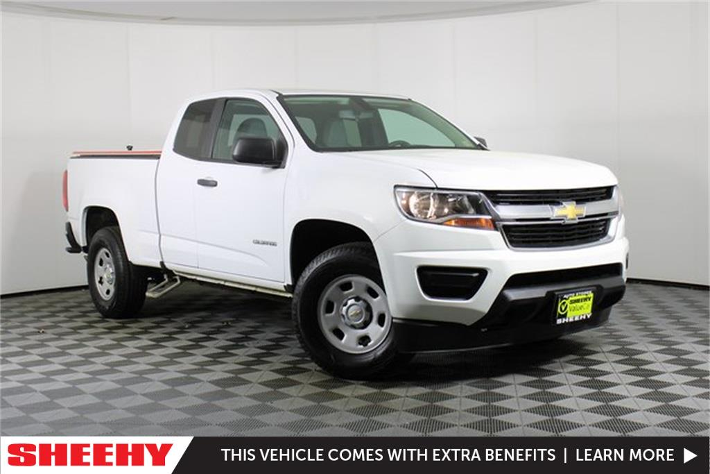 2016 Chevrolet Colorado Extended Cab 4x2, Pickup #DP13986 - photo 1