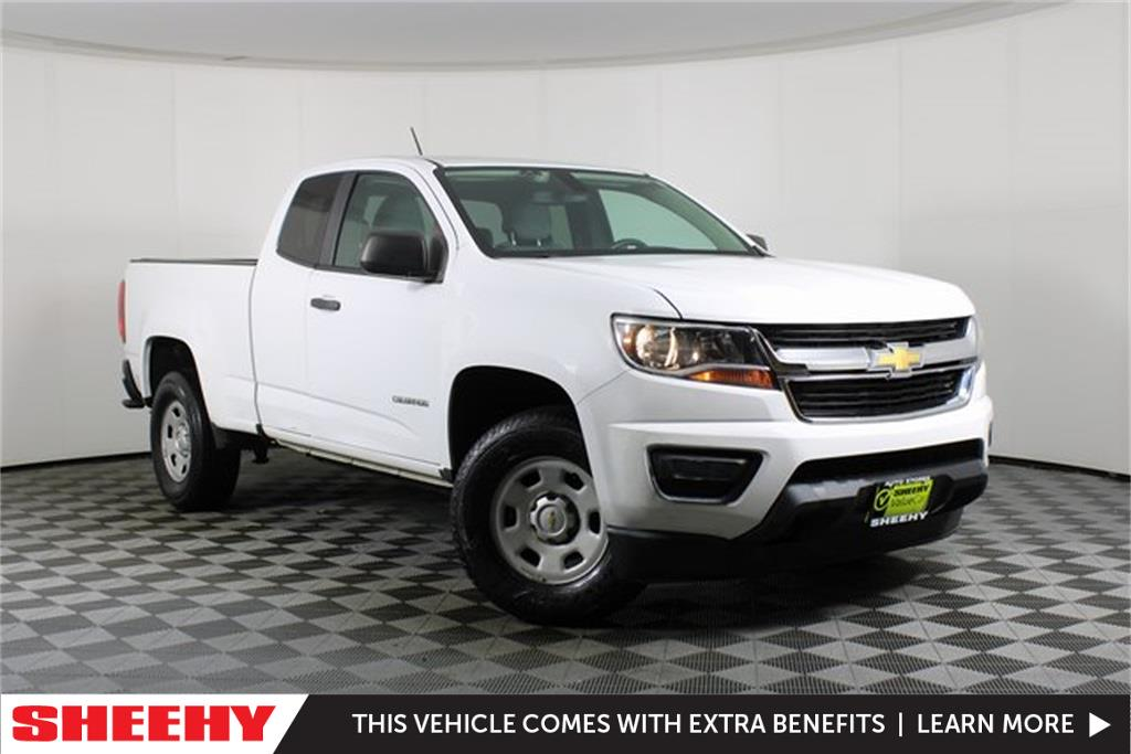 2016 Chevrolet Colorado Extended Cab 4x2, Pickup #DP14024 - photo 1